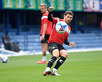Jon Taylor of Doncaster Rovers warms up during Portsmouth vs Doncaster Rovers, Sky Bet EFL League 1 Football at Fratton Park on 17th October 2020