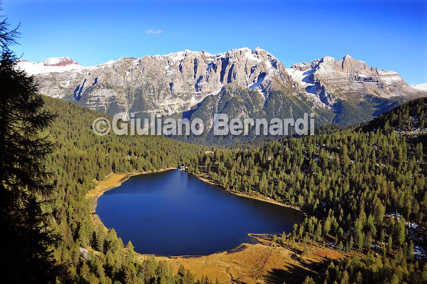 Lago Malghette<br /> Dolomiti di Brenta