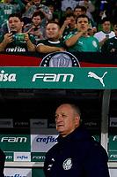 SÃO PAULO, SP, 28.04.2019: PALMEIRAS - FORTALEZA - Luiz Felipe Scolari (técnico) do Palmeiras, durante partida entre Palmeiras (SP) e Fortaleza (CE) válida pela primeira rodada do Campeonato Brasileiro neste domingo (28) na Arena Palmeiras em São Paulo. (Foto: Maycon Soldan/Código19)