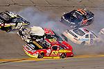 Feb 7, 2009; 5:12:12 PM; Daytona Beach, FL, USA; ARCA Remax Series Event 1 for the Lucas Oil Slick Mist 200 at Daytona International Speedway.  Mandatory Credit: (thesportswire.net)