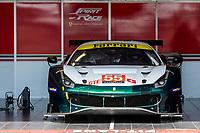 #55 SPIRIT OF RACE - LMGTE - FERRARI F488 GTE EVO - DUNCAN CAMERON/MATTHEW GRIFFIN/AARON SCOTT