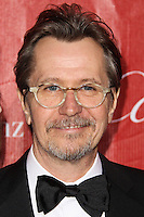 PALM SPRINGS, CA - JANUARY 04: Gary Oldman arriving at the 25th Annual Palm Springs International Film Festival Awards Gala held at Palm Springs Convention Center on January 4, 2014 in Palm Springs, California. (Photo by Xavier Collin/Celebrity Monitor)