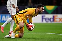 Hugo Lloris of France in action during the Uefa Nations League final match between Spain and France at San Siro stadium in Milano (Italy), October 10th, 2021. Photo Andrea Staccioli / Insidefoto
