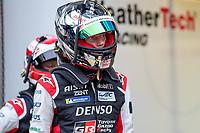 Brendon Hartley, #8 Toyota Gazoo Racing Toyota GR010 - Hybrid Hypercar, 24 Hours of Le Mans , Group Photo, Circuit des 24 Heures, Le Mans, Pays da Loire, France