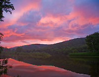 Delaware Valley and River, Kittatiny Mountain, New Jersey