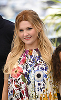CANNES, FRANCE. July 9, 2021: Abigail Breslin at the Stillwater photocall at the 74th Festival de Cannes.<br /> Picture: Paul Smith / Featureflash
