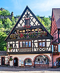 An art gallery and exhibition space in Kaysersberg