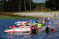 #77, #222, #17, #20, 13-V, F-25 and #24   (outboard hydroplane)