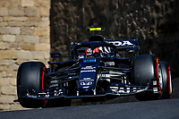 10 GASLY Pierre (fra), Scuderia AlphaTauri Honda AT02, action during the Formula 1 Azerbaijan Grand Prix 2021 from June 04 to 06, 2021 on the Baku City Circuit, in Baku, Azerbaijan -<br /> FORMULA 1 : Grand Prix Azerbaijan <br /> 05/06/2021 <br /> Photo DPPI/Panoramic/Insidefoto <br /> ITALY ONLY