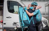 A very happy Jakob Fuglsang (DEN/Astana) is the stage winner<br /> <br /> Stage 6: Le parc des oiseaux/Villars-Les-Dombes › La Motte-Servolex (147km)<br /> 69th Critérium du Dauphiné 2017