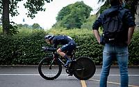 Richie Porte (AUS/Ineos Grenadiers)<br /> <br /> Stage 5 (ITT): Time Trial from Changé to Laval Espace Mayenne (27.2km)<br /> 108th Tour de France 2021 (2.UWT)<br /> <br /> ©kramon
