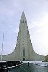Hallgrimskirkia Church