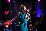 """New York, NY - June 22 ,2007: Mandy Moore performs at Oxygen Network Taping as part of the network's new docu-drama """"I am Mandy Moore"""" at Comix in New York City, New York on June 22, 2007."""