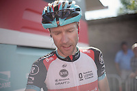 Jens Voigt (DEU) <br /> <br /> Tour de France 2013<br /> stage 16: Vaison-la-Romaine to Gap, 168km