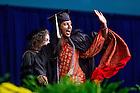 May 17, 2015; Mendoza College of Business Undergraduate Commencement. (Photo by Matt Cashore/University of Notre Dame)