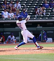 Cameron Maybin - Chicago Cubs 2021 spring training (Bill Mitchell)