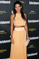 WEST HOLLYWOOD, CA, USA - AUGUST 23: Angie Harmon arrives at the 2014 Entertainment Weekly Pre-Emmy Party held at the Fig & Olive on August 23, 2014 in West Hollywood, California, United States. (Photo by Xavier Collin/Celebrity Monitor)