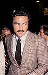 Burt Reynolds attending a Broadway Show on June 1, 1980<br /> in New York City.