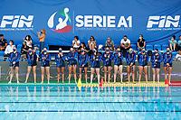 Ekipe Orizzonte <br /> Padova 09/06/2021 Centro Sportivo Plebiscito <br /> Campionato Italiano Serie A Pallanuoto Donne <br /> Gara 5 <br /> Plebiscito Padova - Ekipe Orizzonte Catania <br /> Photo Emanuele Pennacchio / Deepbluemedia / Insidefoto