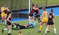 Rangi Ruru v Sacred Heart Girls College. Federation Cup Hockey, Lloyd Elsmore Park, Auckland, New Zealand, Tuesday 3 September 2019. Photo: Simon Watts/www.bwmedia.co.nz/HockeyNZ