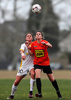 170827 Women's Knockout Cup Football Semifinal - Eastern Suburbs v Upper Hutt