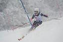 2/01/2016 under 14 girls slalom run 1