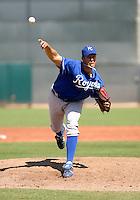 Michael Penn / Kansas City Royals 2008 Instructional League..Photo by:  Bill Mitchell/Four Seam Images