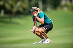 Suzann Pettersen during the World Celebrity Pro-Am 2016 Mission Hills China Golf Tournament on 23 October 2016, in Haikou, Hainan province, China. Photo by Marcio Machado / Power Sport Images