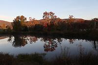 Fall colors in Crozet, Va. Photo/Andrew Shurtleff