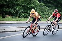 Morten Hulgaard (DEN/Uno-X)<br /> <br /> 17th Dwars Door Het Hageland 2021<br /> One Day Race: Aarschot – Diest 18Okm (UCI 1.Pro)<br /> Bingoal Cycling Cup 2021<br /> <br /> ©kramon