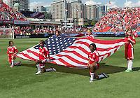 Toronto FC vs. New York Red Bulls, July 20, 2013
