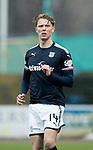 Dundee v St Johnstone…10.03.18…  Dens Park    SPFL<br />Mark O'Hara<br />Picture by Graeme Hart. <br />Copyright Perthshire Picture Agency<br />Tel: 01738 623350  Mobile: 07990 594431