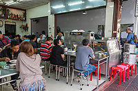 Bangkok, Thailand.  Mai X Than Restaurant, Reputed to be the Best in Chinatown.