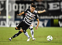 Orlando, FL - Saturday Jan. 21, 2017: Corinthians midfielder Marquinhos Gabriel (31) during the second half of the Florida Cup Championship match between São Paulo and Corinthians at Bright House Networks Stadium. The game ended 0-0 in regulation with São Paulo defeating Corinthians 4-3 on penalty kicks