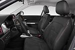 Front seat view of a 2018 Suzuki Vitara GLX  S 5 Door SUV front seat car photos