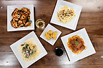 Three Restaurant in Fairfield featuring Italian food and their chef.