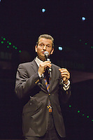 09-02-13, Tennis, Rotterdam, qualification ABNAMROWTT, Draw, dinner, Toernament director Richard Krajicek