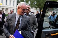 "03.06.2016 - ICI London: ""Claudio Ranieri in Conversation with John Foot"""