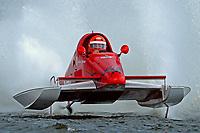"""Wayne Butler, Y-563 """"Lobster Boat""""        (1 Litre MOD hydroplane(s)"""