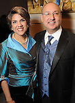 Dee Dee and Gilbert Garcia at Celebrating 40 Years: University of Houston- Downtown Gala at the JW Marriott Downtown Friday Jan. 23,2015.(Dave Rossman For the Chronicle)