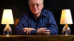 20101015 NYC - David Grossman, recent winner of the 2010 German book publishers Peace Prize. PHOTO BY JIMMY JEONG | www.jimmyshoots.com