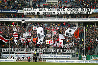 Fanbekundungen der Eintrachtfans