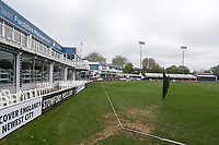 General view of the ground ahead of Essex Eagles vs Sussex Sharks, Royal London One-Day Cup Cricket at The Cloudfm County Ground on 30th April 2019