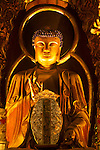 Asia, Japan, Nagasaki, Sofukuji Temple Buddha