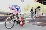 Conrtra reloj invididual master cri 323 Juan Garcia Club Ciclista Getafe. (ALTERPHOTOS/Alvaro Hernandez)