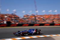 4th September 2021: Circuit Zandvoort, Zandvoort, Netherlands;   31 Esteban Ocon FRA, Alpine F1 Team, F1 Grand Prix of the Netherlands at Circuit Zandvoort