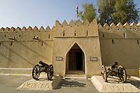 United Arab Emirates, Abu Dhabi, Al Ain, Al Ain, Sultan Bin Zayed Fort (Eastern Fort)
