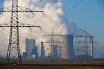 Europa, DEU, Deutschland, Nordrhein Westfalen, NRW, Rheinland, Niederrhein, Niederaussem, Kraftwerk, Braunkohlekraftwerk, Kuehltuerme, Dampf, Rauch, Wasserdampf, Kategorien und Themen, Energie, Konventionelle Energien, Energien, Konventionell, Strom, Konventionelle Energieerzeugung, Stromerzeugung, Energieversorgung, Energiewirtschaft, Versorgung, Stromversorgung, Luft, Atemluft, Atmosphaere, Klima, Klimaschutz, Klimawandel, Erdklima, Atmosphaerisch, Erderwaermung, Treibhausgase, Treibhauseffekt....[Fuer die Nutzung gelten die jeweils gueltigen Allgemeinen Liefer-und Geschaeftsbedingungen. Nutzung nur gegen Verwendungsmeldung und Nachweis. Download der AGB unter http://www.image-box.com oder werden auf Anfrage zugesendet. Freigabe ist vorher erforderlich. Jede Nutzung des Fotos ist honorarpflichtig gemaess derzeit gueltiger MFM Liste - Kontakt, Uwe Schmid-Fotografie, Duisburg, Tel. (+49).2065.677997, ..archiv@image-box.com, www.image-box.com]