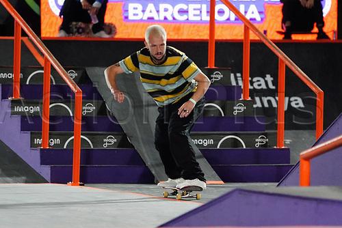 6th November 2020; Parc del Forum, Barcelona, Catalonia, Spain; Imagin Extreme Barcelona; picture show Jorge Simoes (POR) during the mens street final