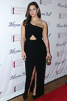 NEW YORK CITY, NY, USA - MARCH 07: Ashley Graham at the 6th Annual Blossom Ball Benefiting Endometriosis Foundation Of America held at 583 Park Avenue on March 7, 2014 in New York City, New York, United States. (Photo by Jeffery Duran/Celebrity Monitor)